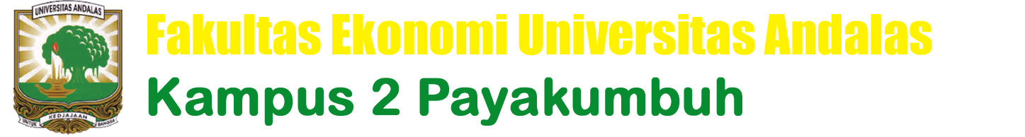 Fekon | Universitas Andalas Kampus 2 Payakumbuh
